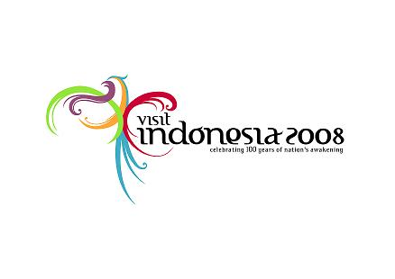 Visit Indonesia Year 2008 logo